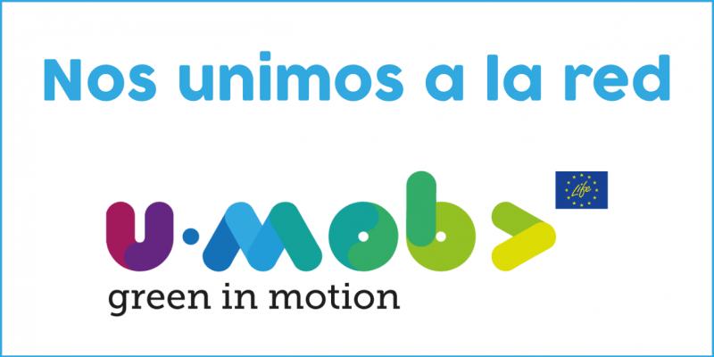 Banner con el logo 30 Días en Bici se integra en la red u-mob life