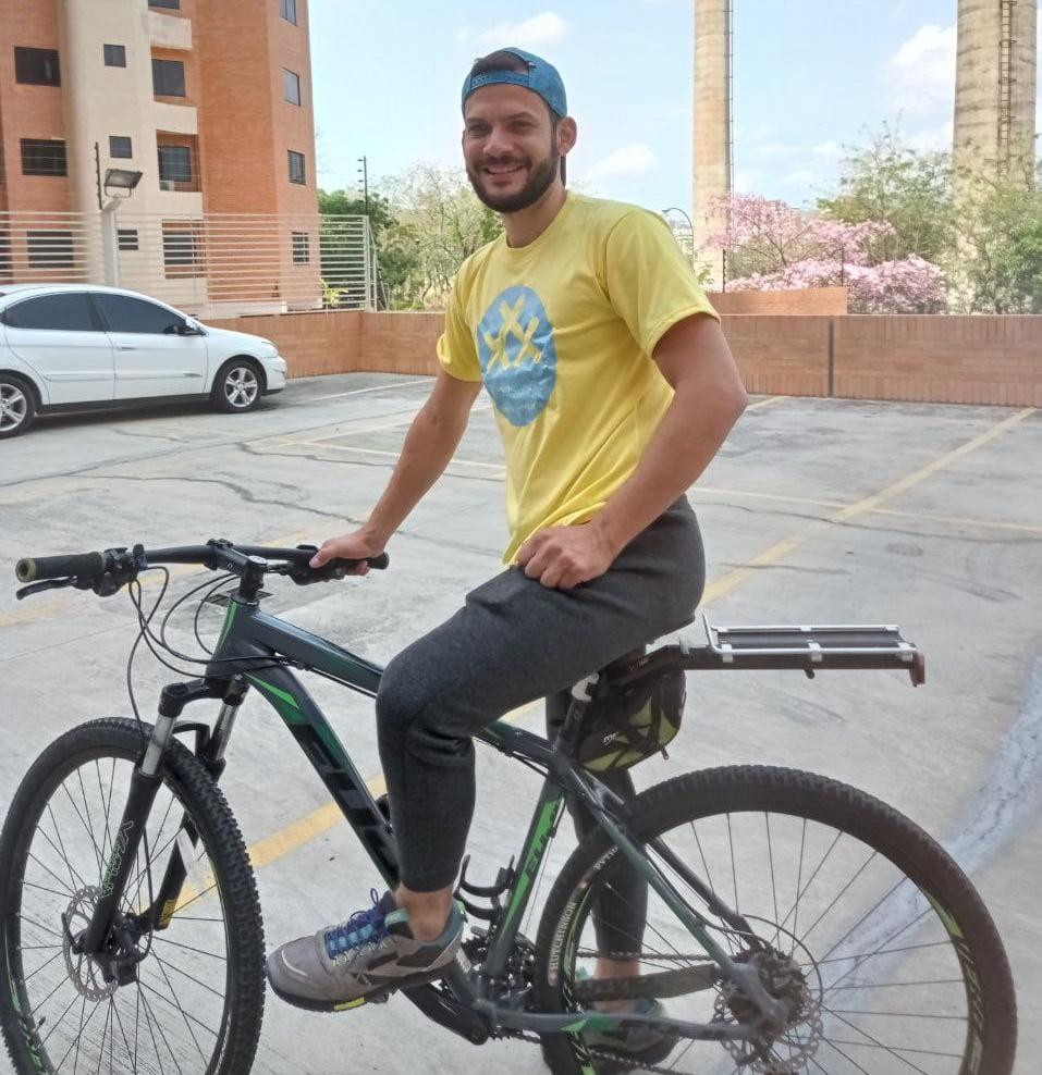 Ganador Bicicleta Capri El Compromiso 2021 30DEB
