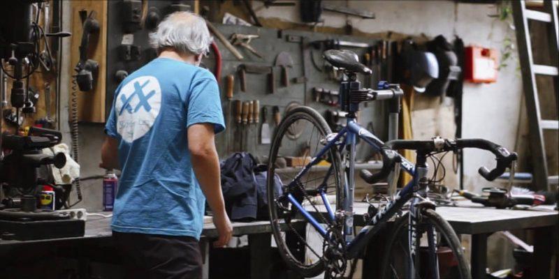 """Fotograma del vídeo """"la bicicleta"""" celebrando otros 30 días en bici con Asana Bio"""