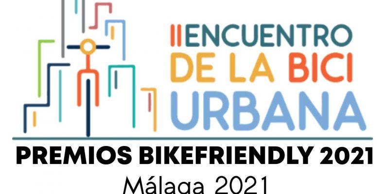 Banner de los Premios Bikefriendly 2021 de la RCxB